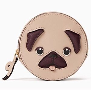 ISO Kate Spade Pug Dog Coin Purse